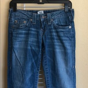 "Preowned True Religion ""Carrie"" jeans"